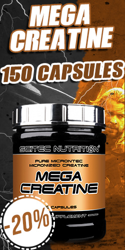 mega creatine vertical (du 08/12 au 14/12)